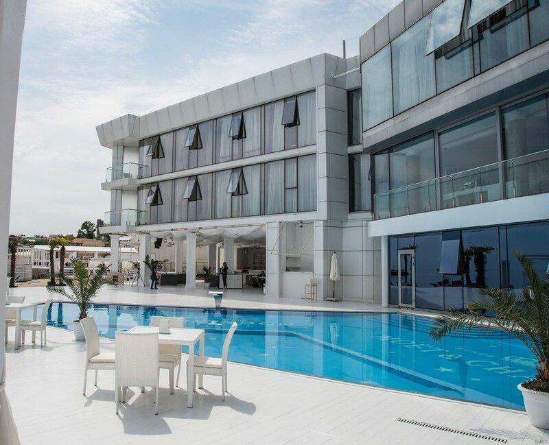 Пляжный комплекс Portofino Beach Resort