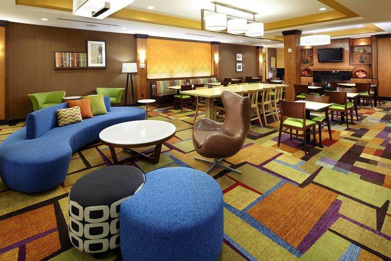 Fairfield Inn & Suites by Marriott Pittsburgh Neville Island