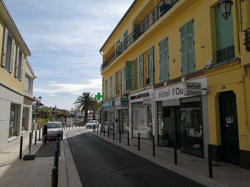 Hôtel l'Oursin