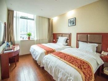 Greentree Inn Suzhou Dongwu North Road Business Hotel