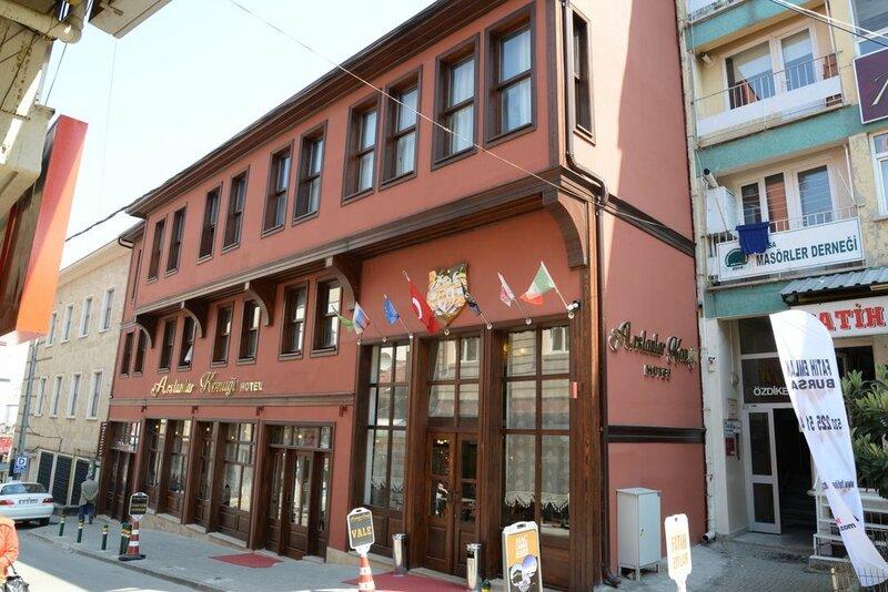 Arslanlar Konağı Hotel
