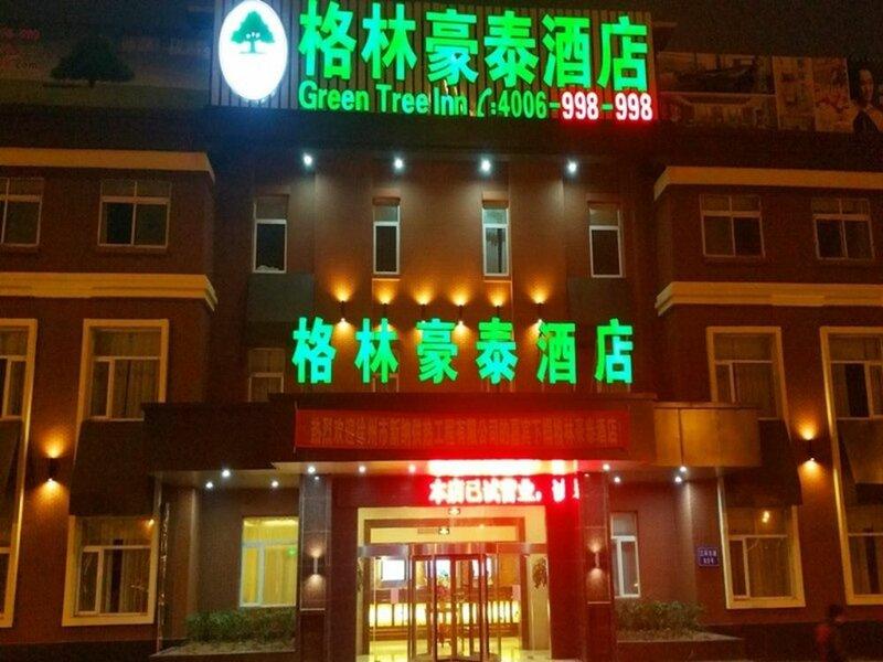 GreenTree Inn JXuZhou East Third Ring Road Xcmg Heavy Machinery Hotel