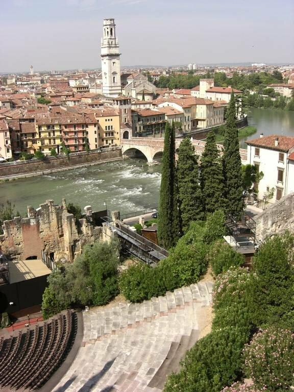B&b Casanova, oteller, Italy, Verona, Via Del Pontiere 8 ...