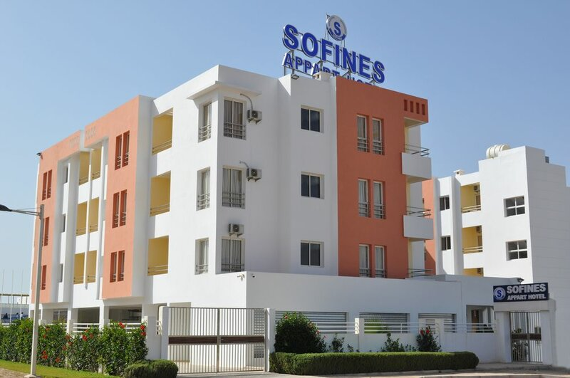 Appart Hôtel Sofines