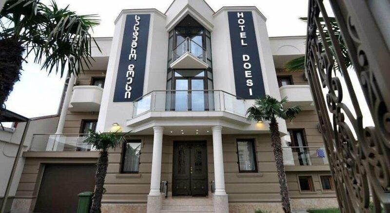 Отель Doesi