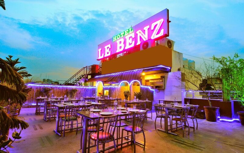 Hotel Le Benz