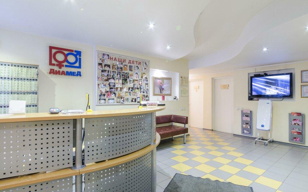 медцентр, клиника — Диамед Щелковская — Москва, фото №3