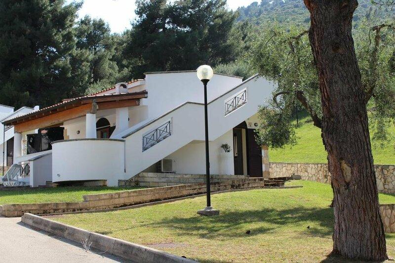 Villetta Roberto Pugnochiuso Resort