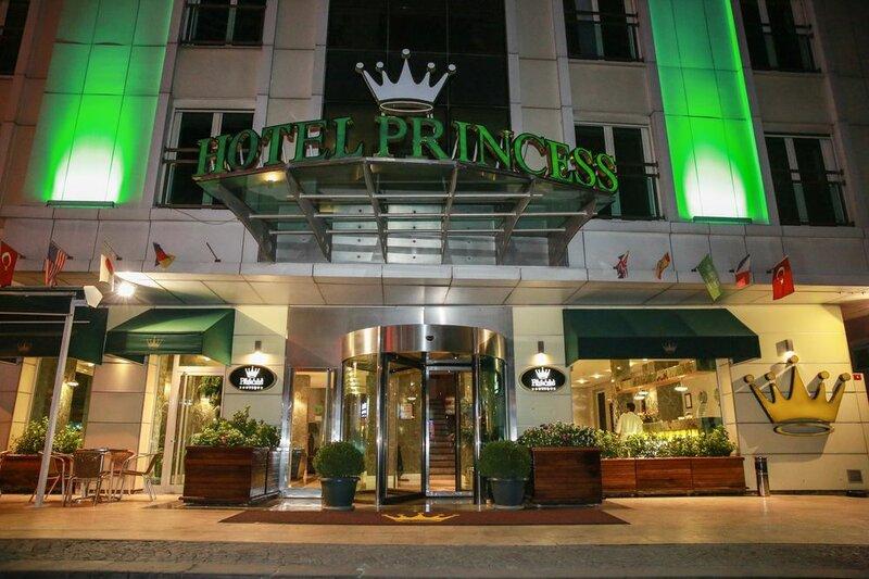 Отель Boutique Princess