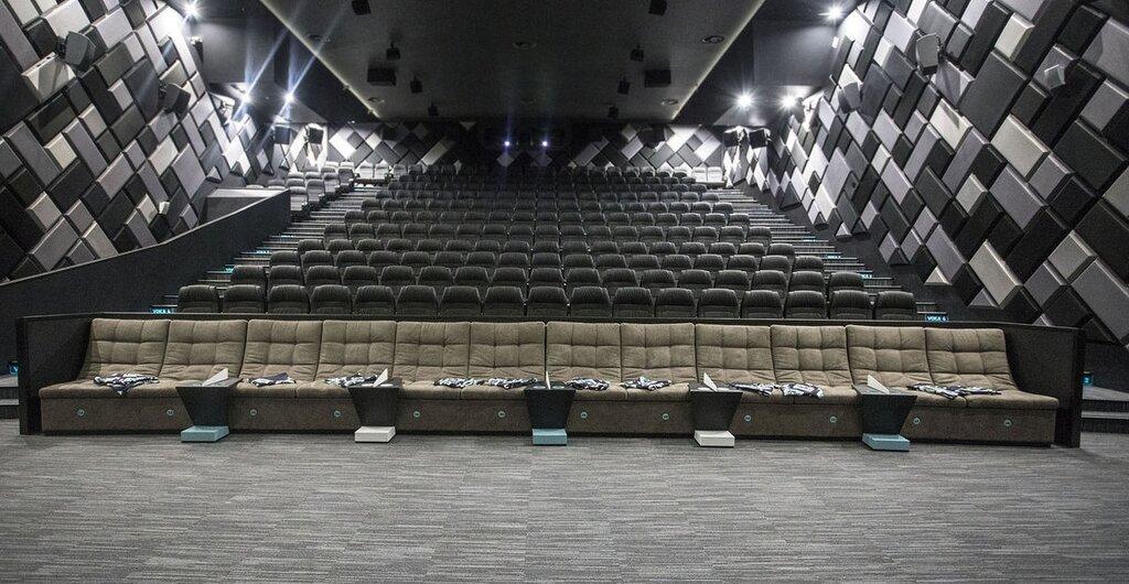 кинотеатр — Voka Cinema — Минск, фото №1