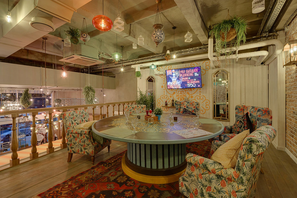 ресторан — Чайхана Чабрец — Санкт-Петербург, фото №2