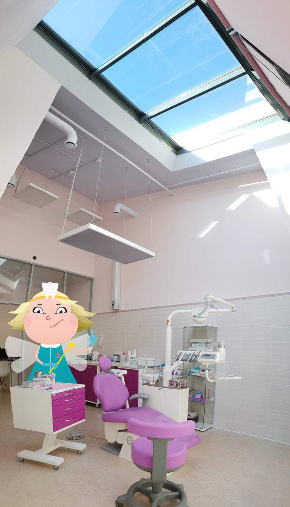 остеопатия — Территория зубной феи и семи медиков — Москва, фото №1