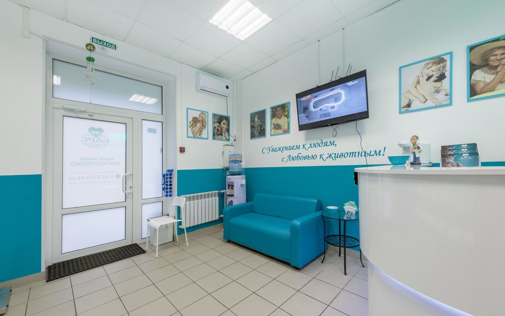 ветеринарная клиника — Барс — Санкт-Петербург, фото №10