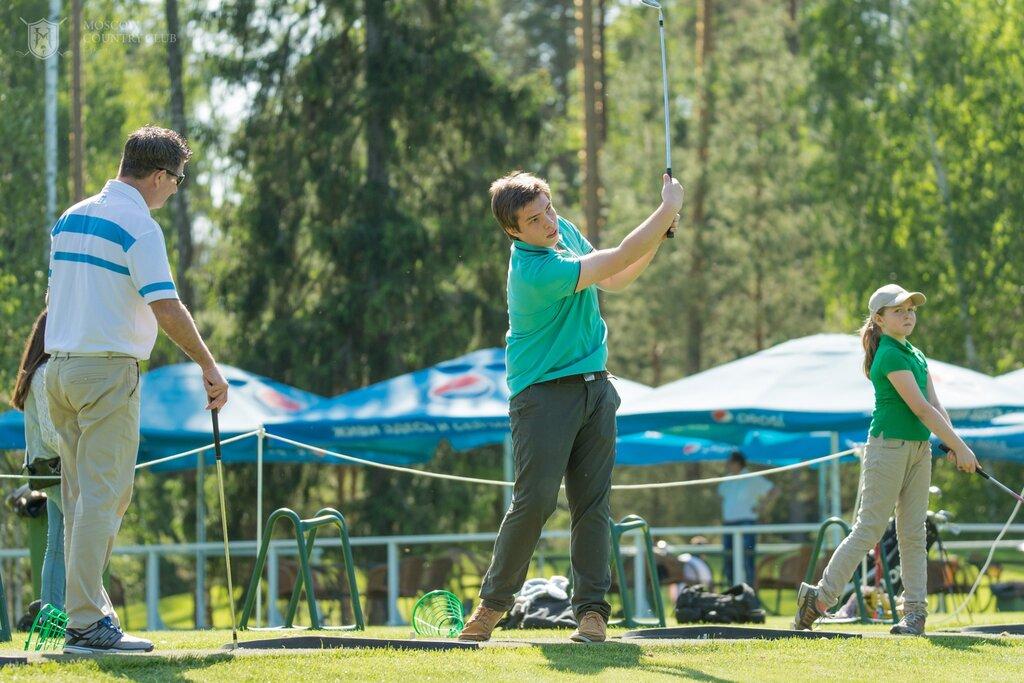 гольф-клуб — Кантри Клаб — Москва и Московская область, фото №1