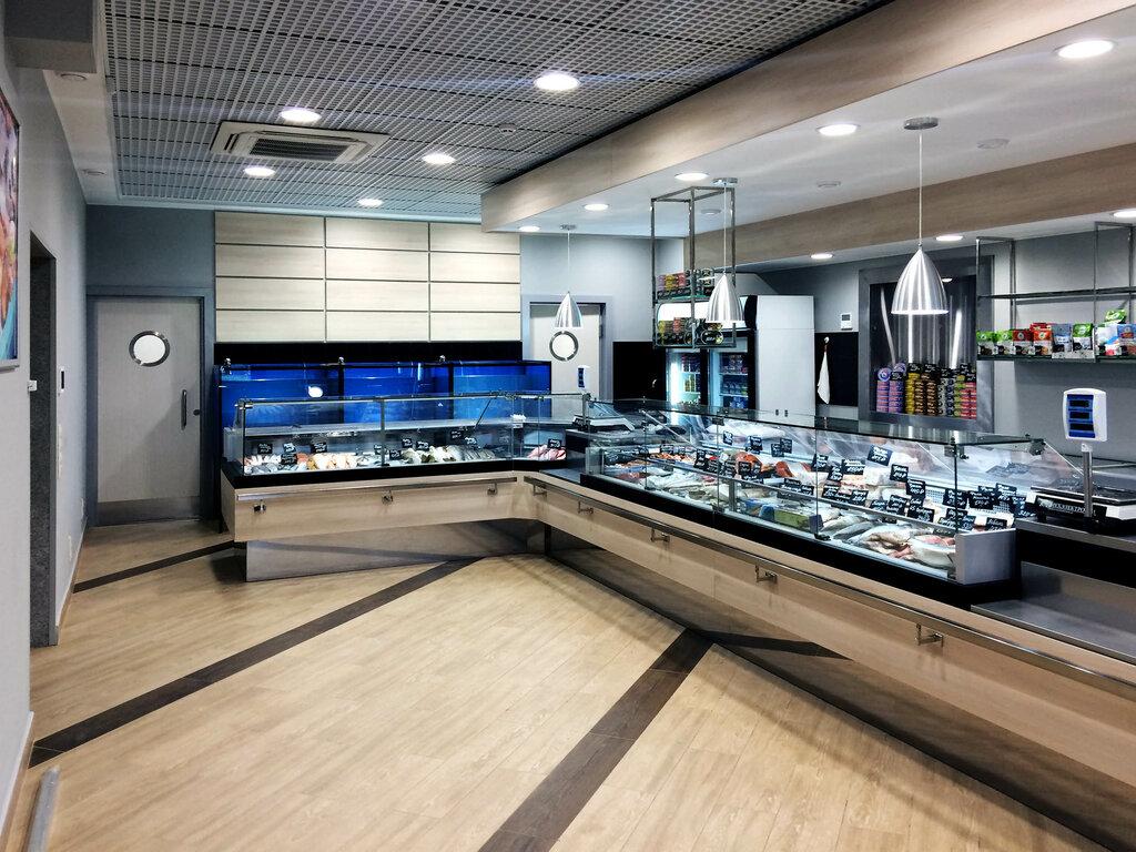 Дизайн рыбного магазина фото воздухе