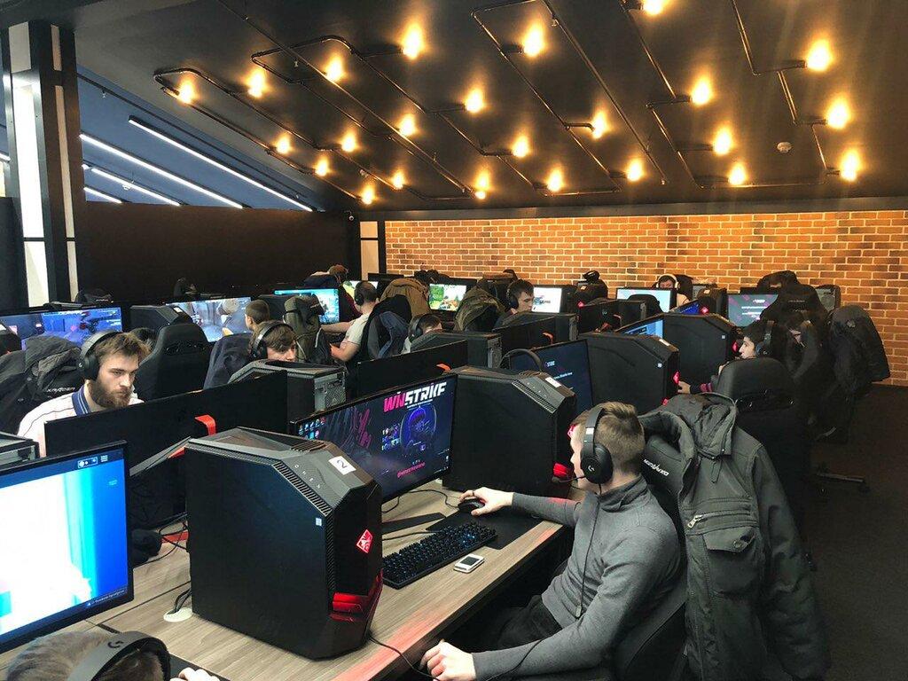 игровой клуб — Winstrike — Москва, фото №7