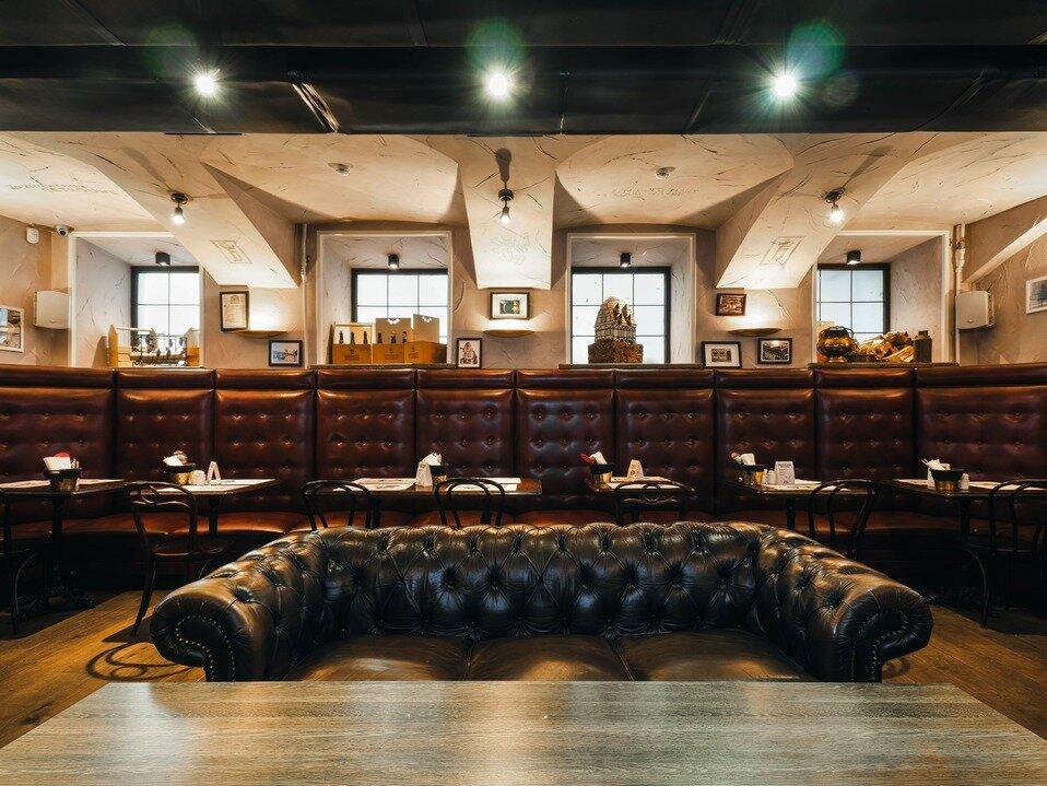 restaurant — Belgisky gastronomichesky pab Brugge — Saint Petersburg, фото №5