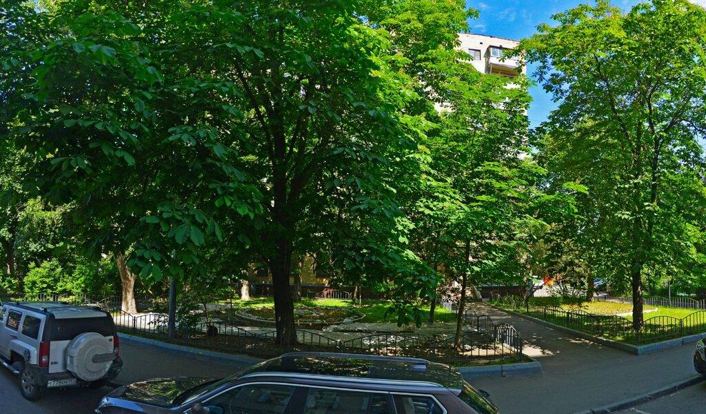 Панорама ЗАГС — Замоскворецкий отдел ЗАГС — Москва, фото №1