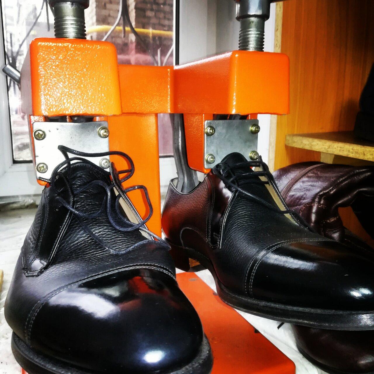 комплекс фото ремонт обуви реклама горести все понесутся