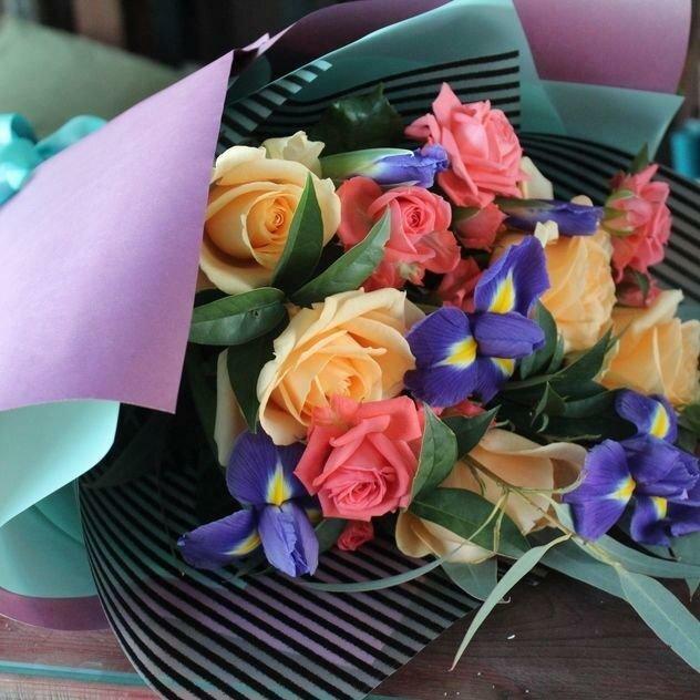 Букеты и цветы на заказ в сочи