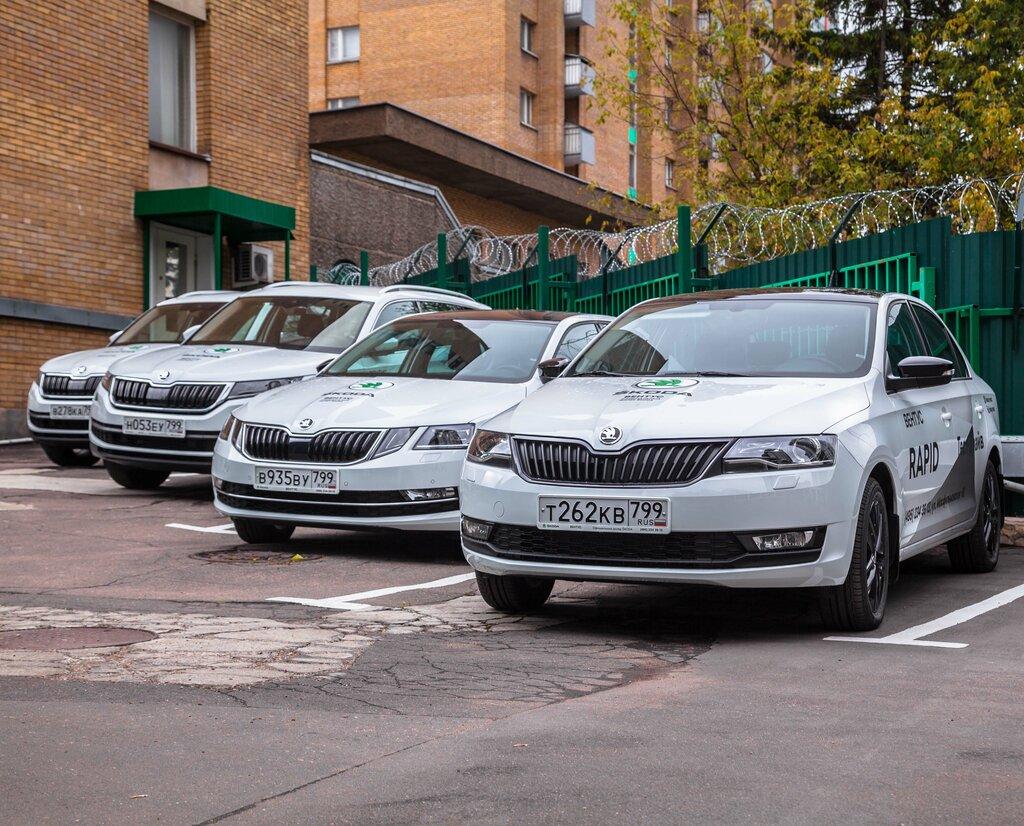 автосалон — ВЕНТУС SKODA Официальный дилер — Москва, фото №5