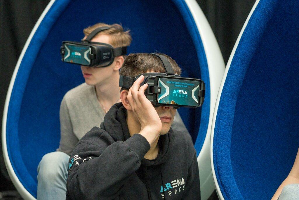 клуб виртуальной реальности — ARena Space - центральный офис — Москва, фото №4