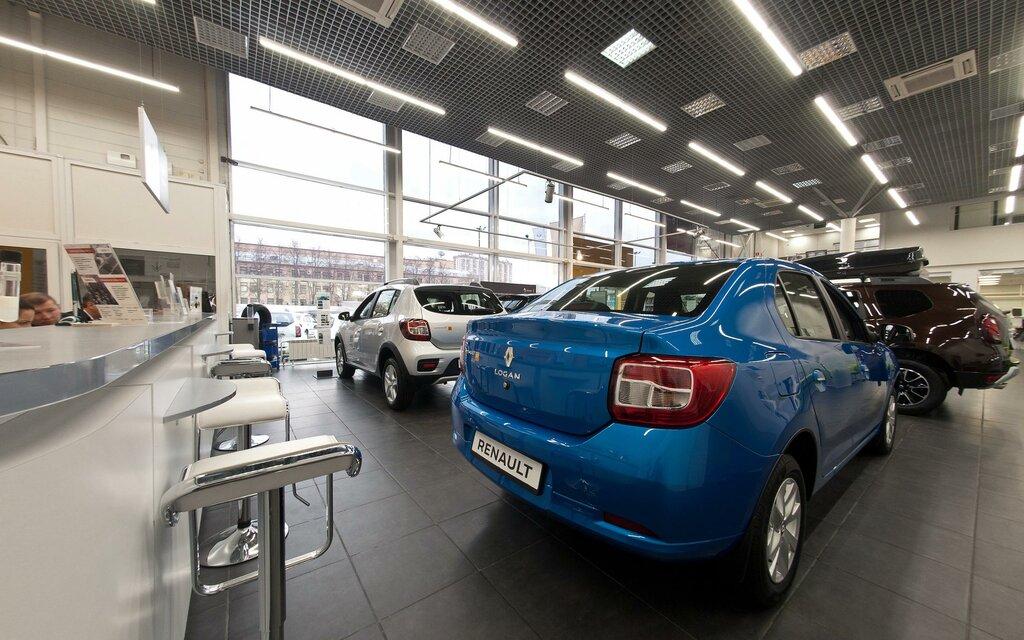 автосалон — Официальный дилер Renault Петровский Автоцентр — Мытищи, фото №7