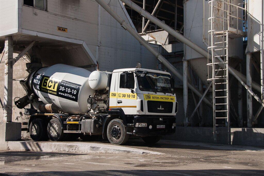 бст рязань бетон