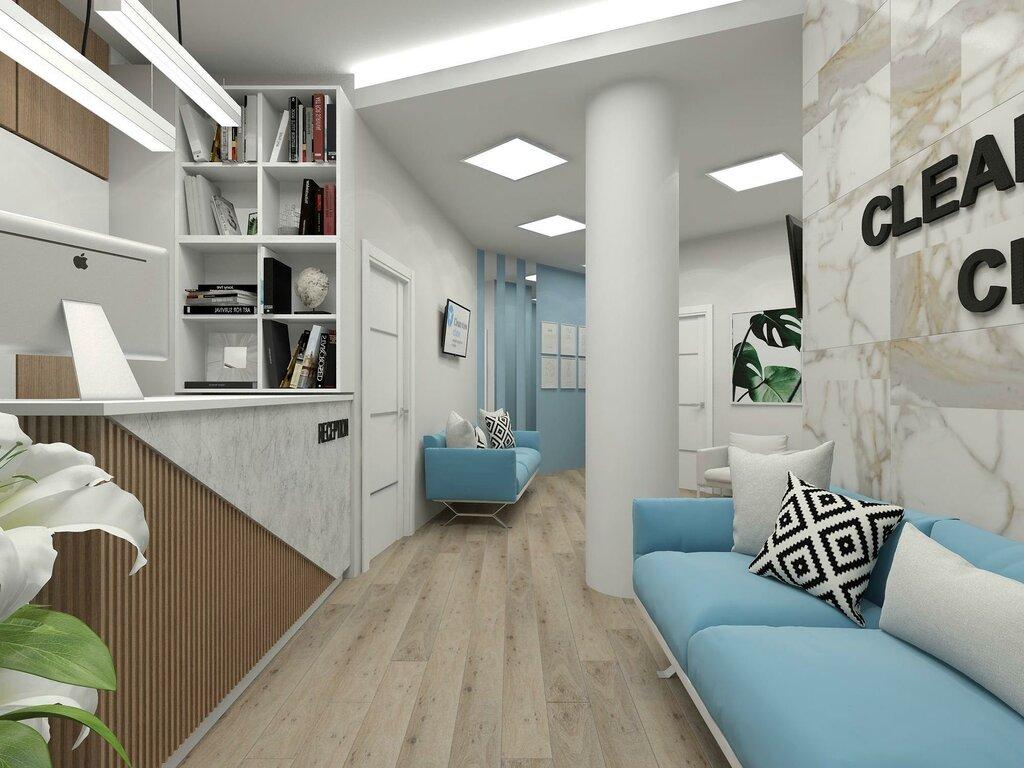 коррекция зрения — Clean View Clinic — Москва, фото №1
