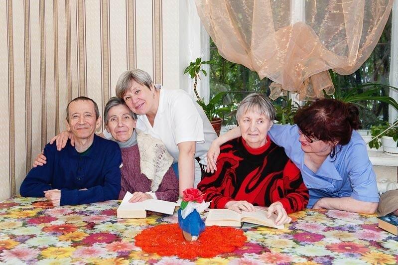 дом инвалидов и престарелых — Ангел хранитель — Санкт-Петербург, фото №5