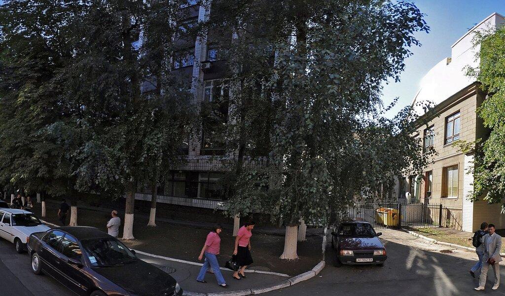 Панорама ВУЗ — Донецкий национальный университет экономики и торговли, 3 УЧ. корпус — Донецк, фото №1