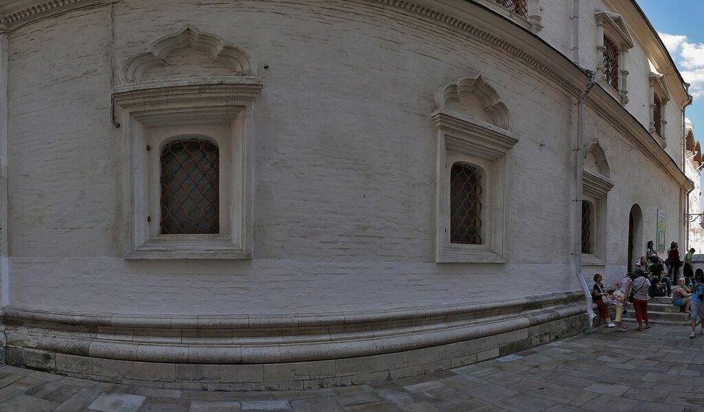 Панорама музей — Патриаршие палаты — Москва, фото №1