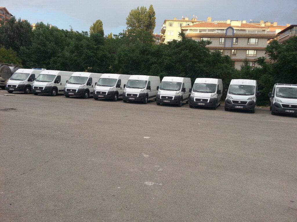 Unal Rent A Car Car Rental Ankara Reviews And Photos Yandex Maps