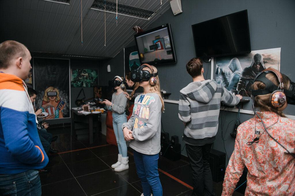 клуб виртуальной реальности — U-ViW — Минск, фото №10