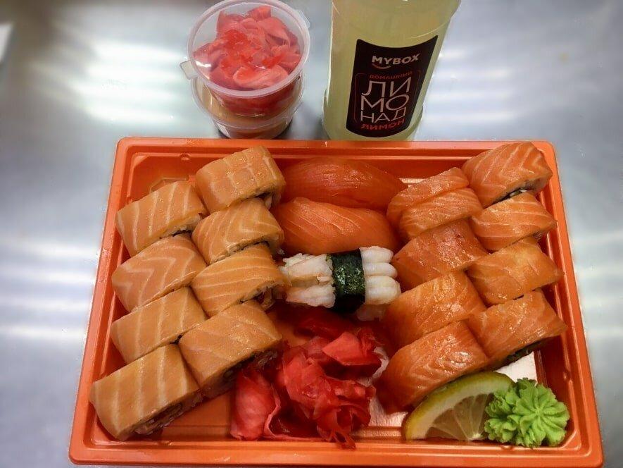 суши-бар — Mybox — Калуга, фото №10