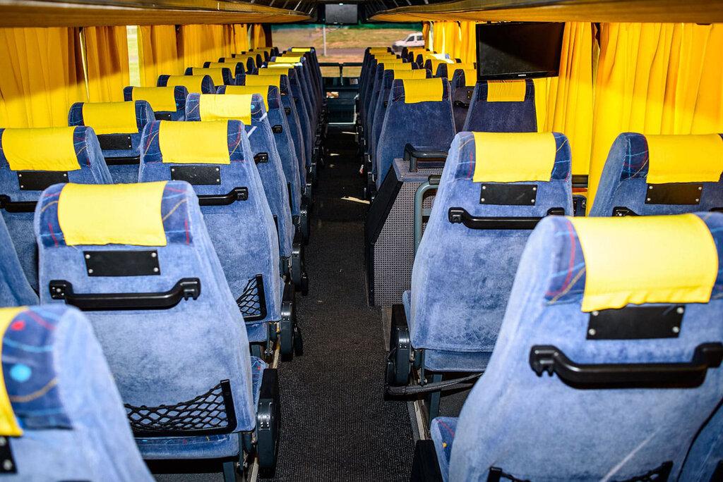 автобусные междугородные перевозки — Office Bus — Москва, фото №2