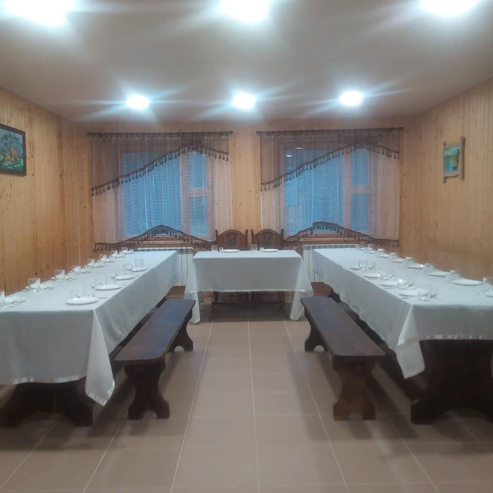 банкетный зал — Усадьба Забава — Брестская область, фото №2