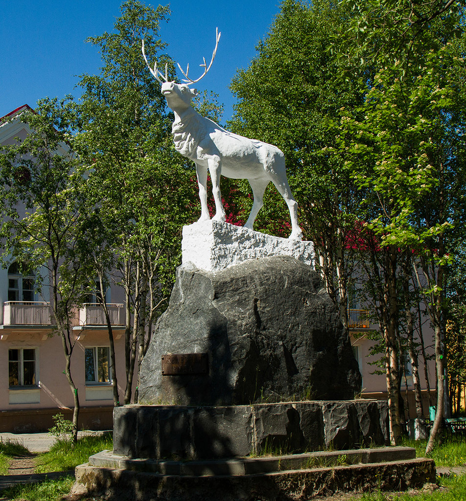 город оленегорск мурманская область фото этого могут быть