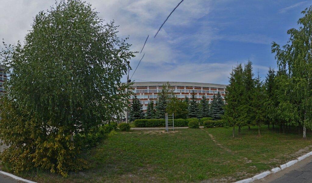 Панорама ВУЗ — ЧГУ им. И. Н. Ульянова, приемная комиссия — Чебоксары, фото №1