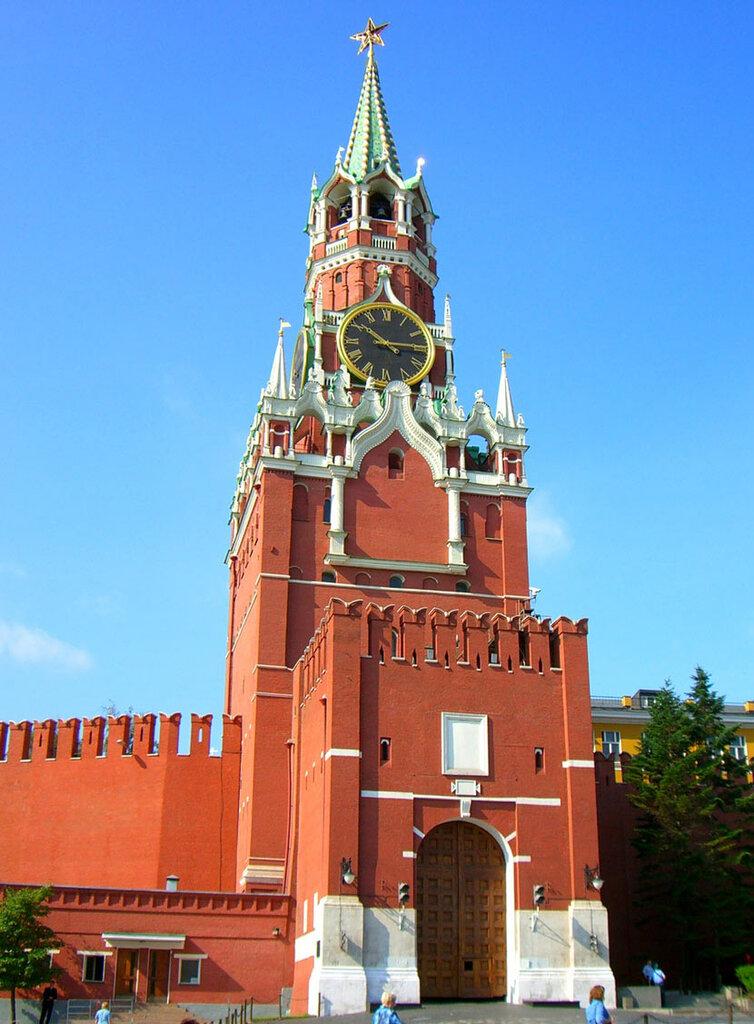 музей — Спасская башня — Москва, фото №4