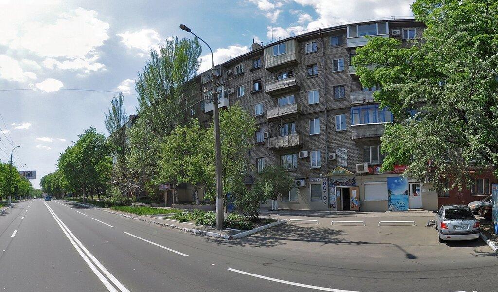 Панорама магазин автозапчастин автотоварів — Exist.ua — Маріуполь, фото №1