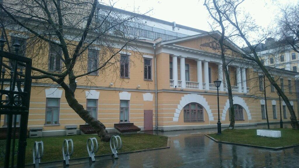 библиотека — Дом Н.В. Гоголя — Москва, фото №9