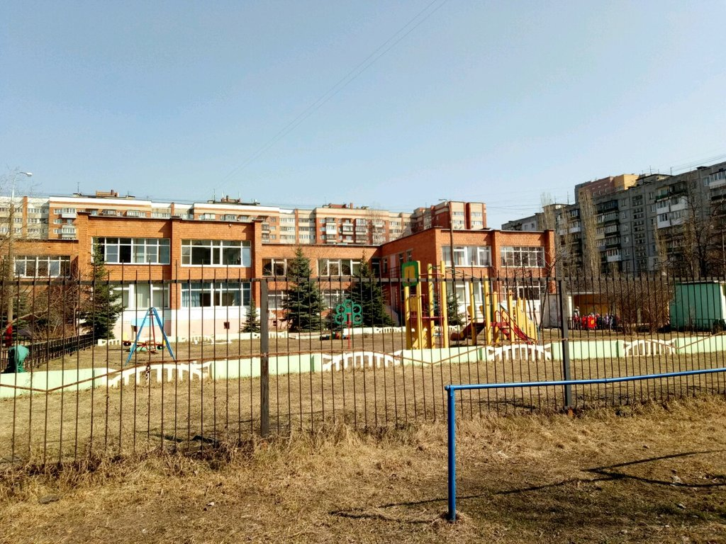 детский сад — МБДОУ детский сад № 444 — Нижний Новгород, фото №1