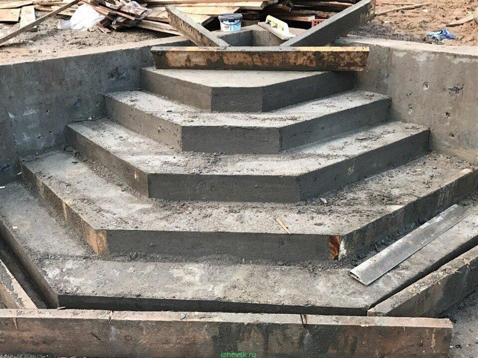 бетон великий