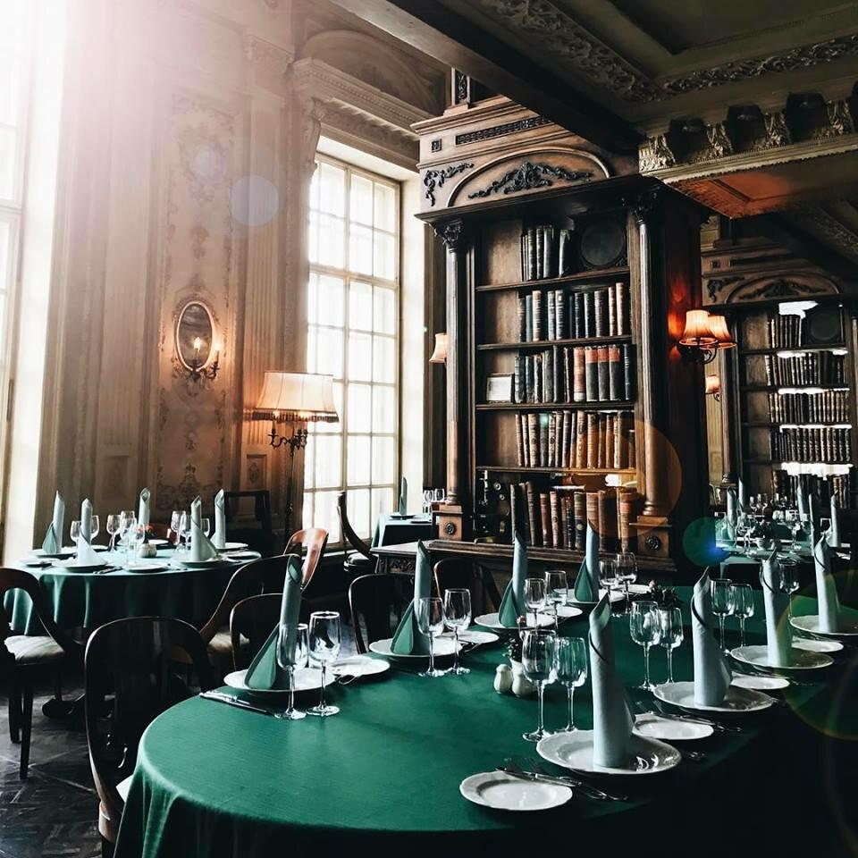 ресторан — Кафе Пушкинъ — Москва, фото №3