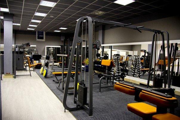 фитнес-клуб — Hard Gym — Королёв, фото №1