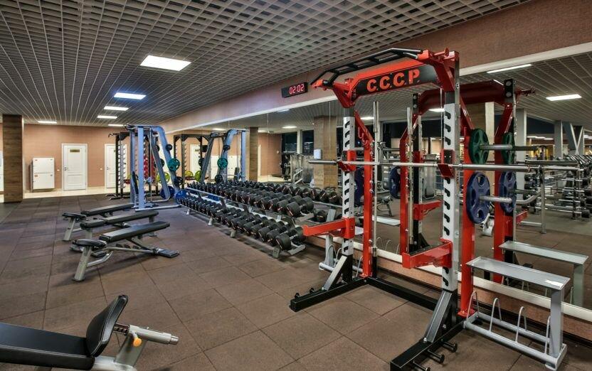 fitness club — Fitness Sssr — Moscow, фото №6