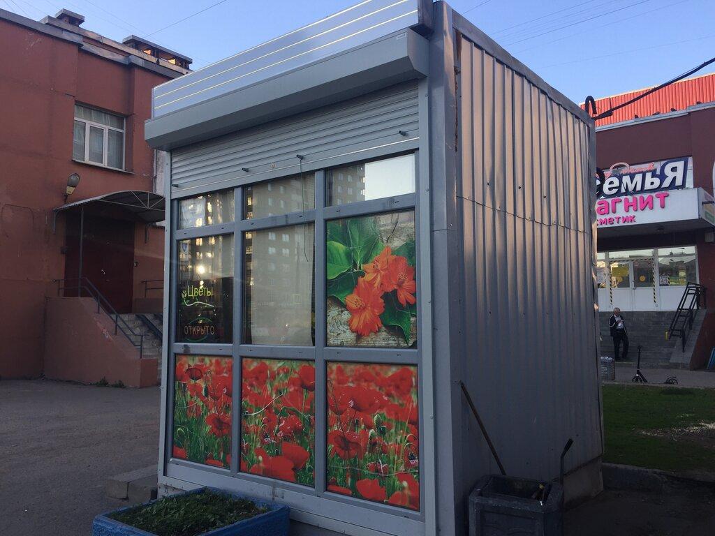 Заказ еды, магазины цветов в спб на ударников