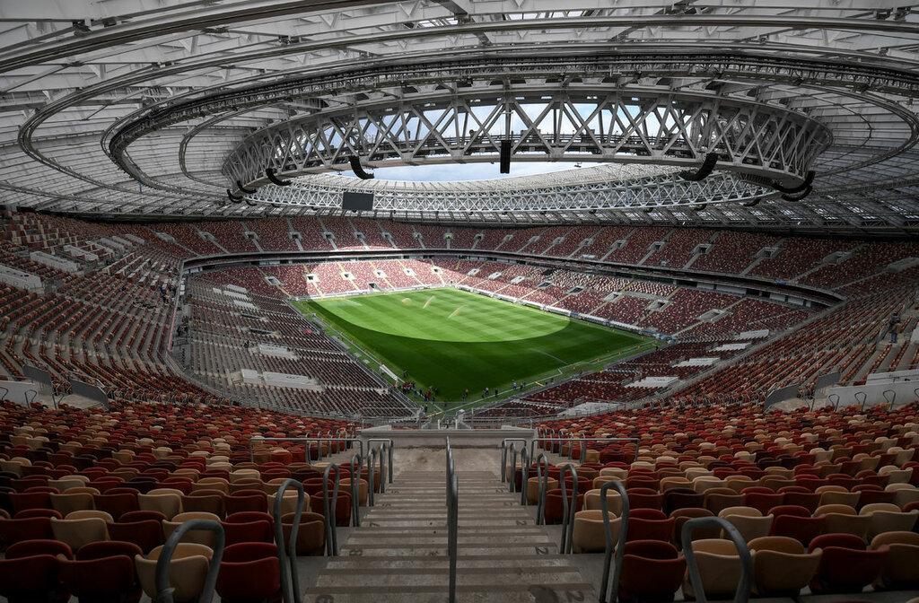 стадион — Лужники — Москва, фото №8
