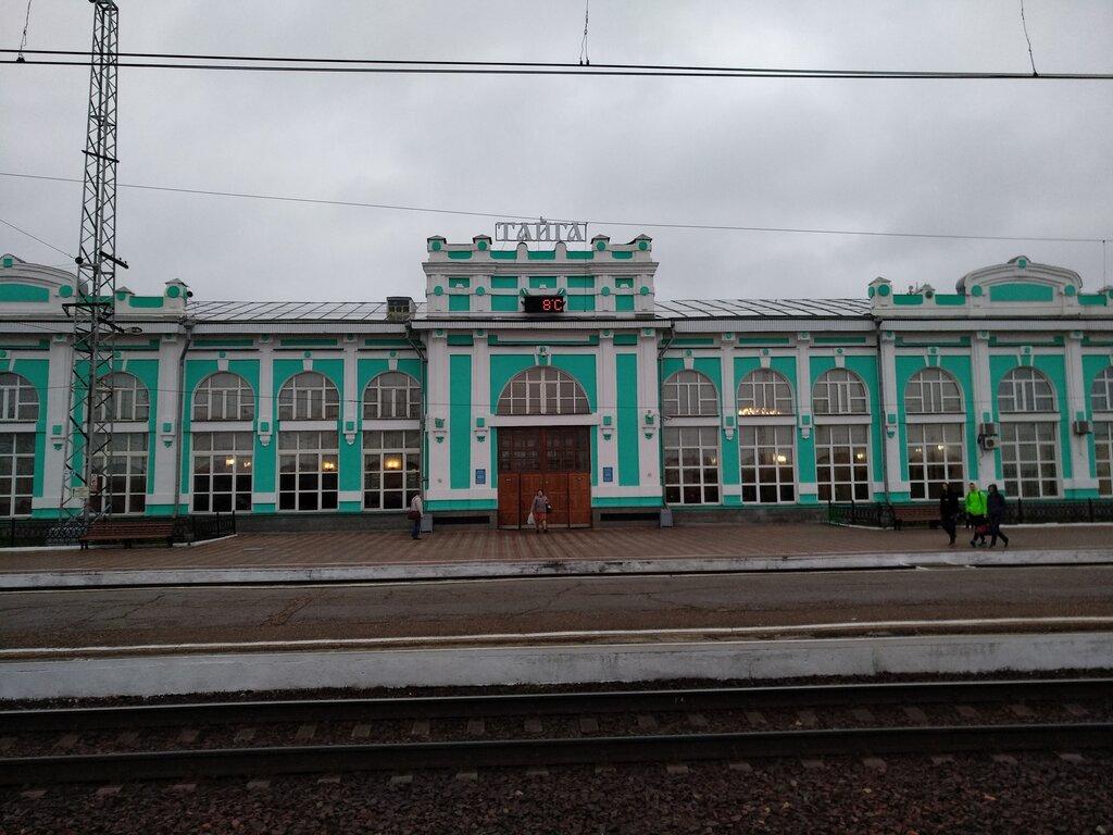 город тайга кемеровская область фото такого